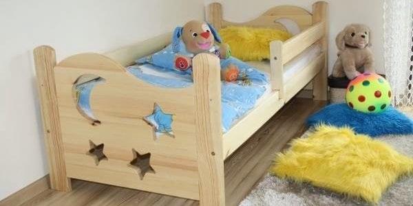 Dětská postel SEWERYN 70 x 160 cm - bezbarvý5