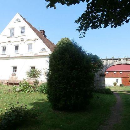 Broumovsko: Penzion Zemanův Dvůr