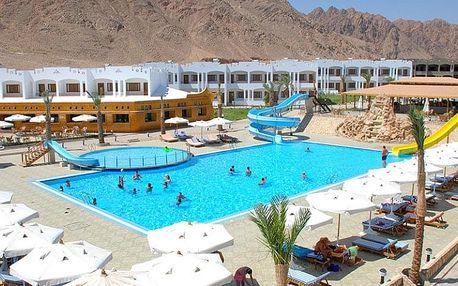 Egypt, Sharm El Sheikh, letecky na 8 dní polopenze