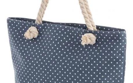 Dámská námořnicky modrá taška Ivy 32332