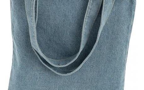 Světle modrá denimová taška Arra 32615