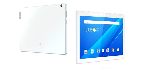 Dotykový tablet Lenovo Tab M10 32 GB HD LTE (ZA4H0041CZ) bílý + DOPRAVA ZDARMA3