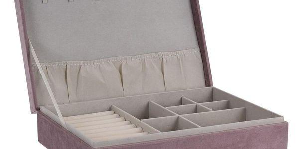 Koopman Šperkovnice Secret cabinet, béžová2