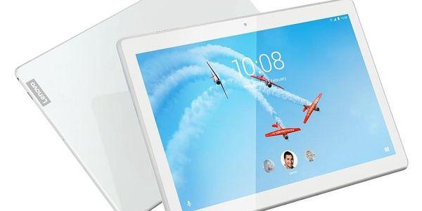 Dotykový tablet Lenovo Tab M10 32 GB HD LTE (ZA4H0041CZ) bílý + DOPRAVA ZDARMA5