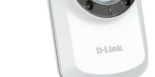 IP kamera D-Link DCS-933L (DCS-933L/E) bílá2