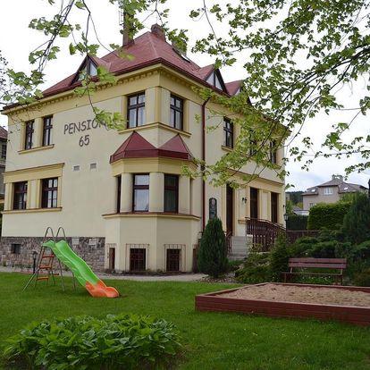 Broumovsko: Pension65