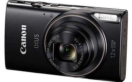 Digitální fotoaparát Canon IXUS 285 HS černý