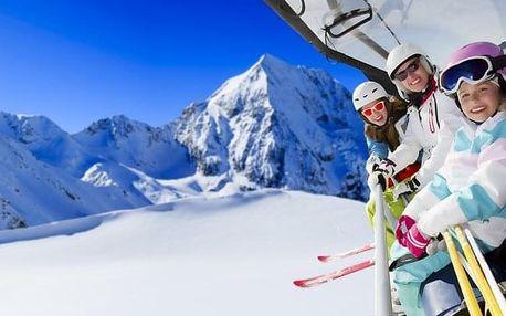 Rakousko aktivně u skiareálů ve Sportsarea Grimming *** s polopenzí a wellness