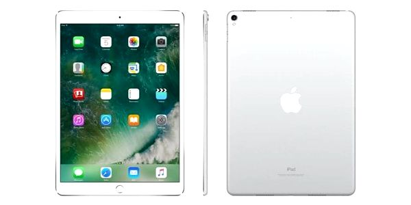 Dotykový tablet Apple iPad Pro 10,5 Wi-Fi 256 GB - Silver (MPF02FD/A)2