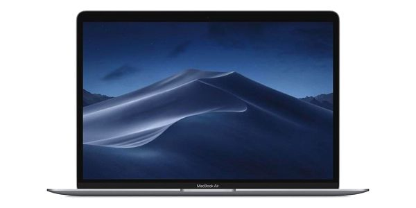 "Notebook Apple 13"" 128 GB - Space Gray (MRE82CZ/A) + DOPRAVA ZDARMA"