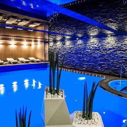 Skvěle hodnocený polský hotel Zawrat s wellness
