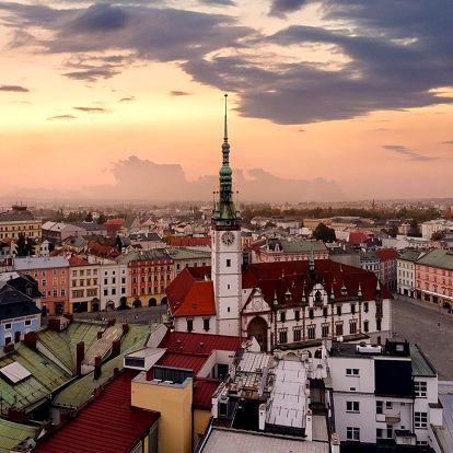 Víkend v Hotelu Milotel*** v Olomouci s polopenzí