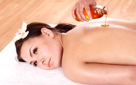 Klasická thajská masáž s olejem