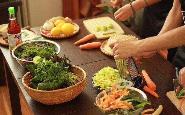 Kurz Rejža doma: Vietnamská kuchyně pro gurmány2