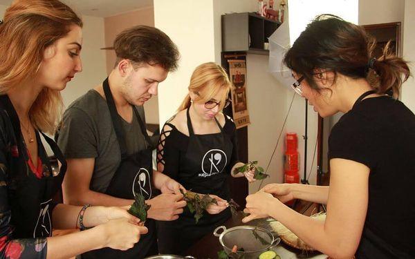 Kurz Rejža doma: Vietnamská kuchyně pro gurmány4