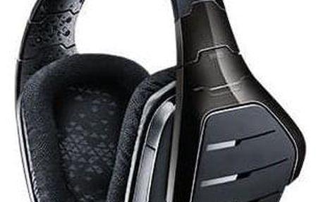 Headset Logitech Gaming G933 Artemis Spectrum černý (981-000599)