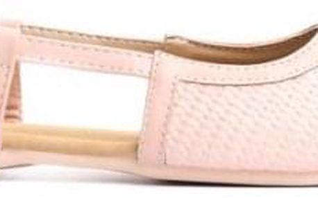 Dámské béžové sandály Seroa 3296