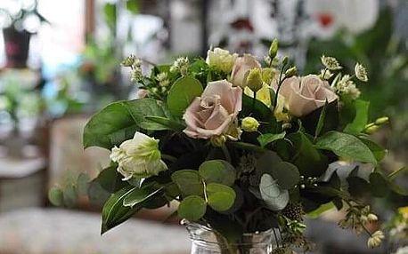 Kurz v květinové škole