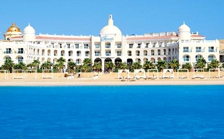 Egypt, Hurghada, letecky na 3 dny all inclusive