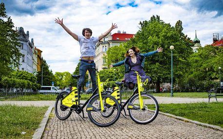 Bikesharing: roční tarif na elektrokolo Freebike