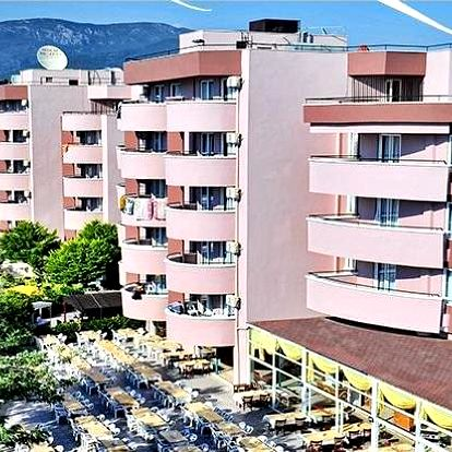 Turecko - Alanya na 7 až 8 dní, all inclusive s dopravou letecky z Prahy nebo Brna