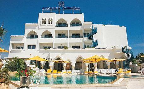 Tunisko, Nabeul, letecky na 8 dní polopenze