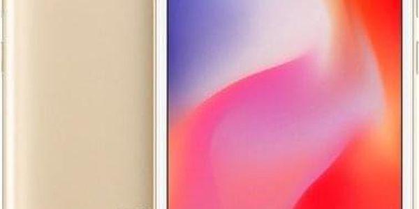 Mobilní telefon Xiaomi Redmi 6 3GB/32GB, zlatá