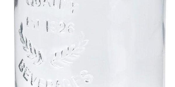 EH Excellent Houseware Skleněný dávkovač nápojů s kohoutkem, 5,5 l2
