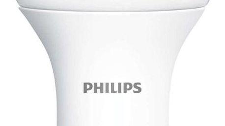 Žárovka LED Philips klasik, 12,5W, E27, studená bílá (447381)