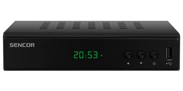 Set-top box Sencor SDB 5003T4