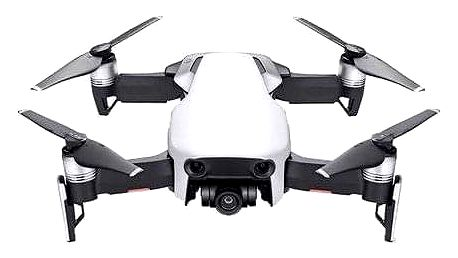 Dron DJI Mavic Air Fly More Combo bílý (DJIM0254C)
