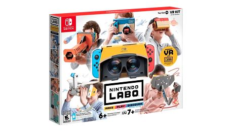 Hra Nintendo Switch Labo VR Kit (NSS502)