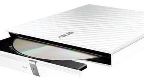 Asus SDRW-08D2S Lite bílá (90-DQ0436-UA161KZ)