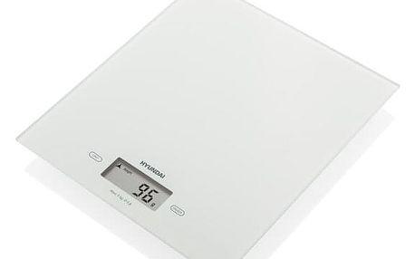 Kuchyňská váha Hyundai KVE 893 bílá