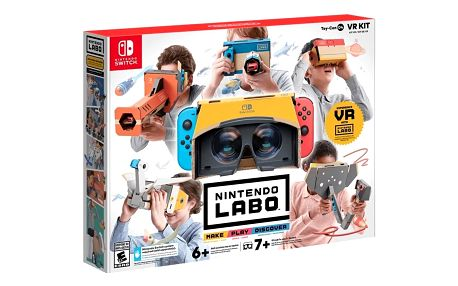 Hra Nintendo Switch Labo VR Kit (NSS502)