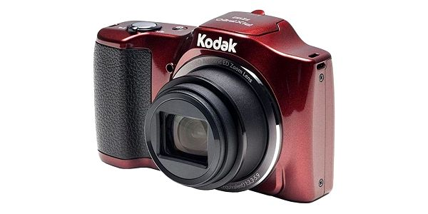 Kodak Friendly Zoom FZ152 červený