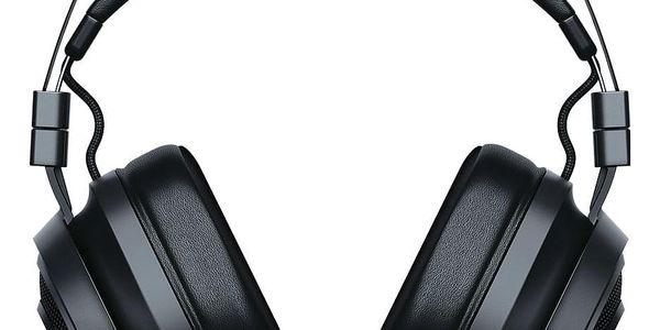 Headset Razer Nari (RZ04-02680100-R3M1) černý + DOPRAVA ZDARMA4