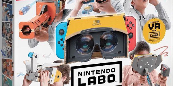 Hra Nintendo Switch Labo VR Kit (NSS502)4