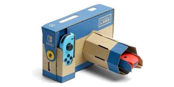 Hra Nintendo Switch Labo VR Kit (NSS502)5