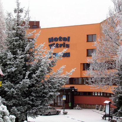 Akciový pobyt s denním vstupem do wellness, Vysoké Tatry