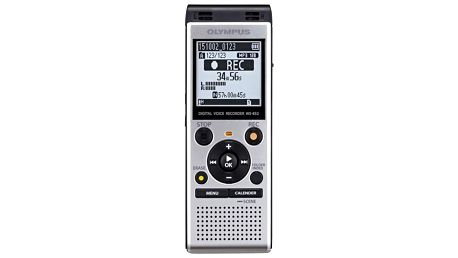 Diktafon Olympus WS-852 stříbrný (V415121SE000)