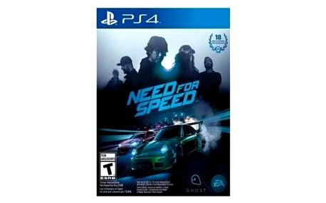 Hra Electronic Arts Need For Speed (PS4)