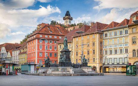 Best Western Plus Plaza Hotel Graz ve Štýrském Hradci se snídaní