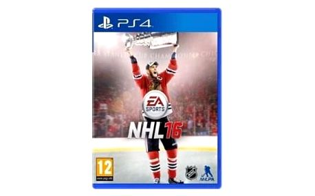 Hra Electronic Arts NHL 16 (PS4)