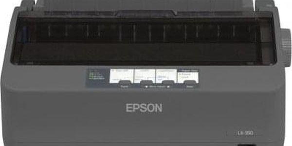 Tiskárna jehličková Epson LX-350 (C11CC24031) černá 347 zn/s, LPT, USB + DOPRAVA ZDARMA5