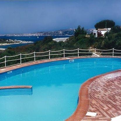 Itálie - Sardinie / Sardegna na 8 až 11 dní, polopenze s nápoji s dopravou letecky z Prahy