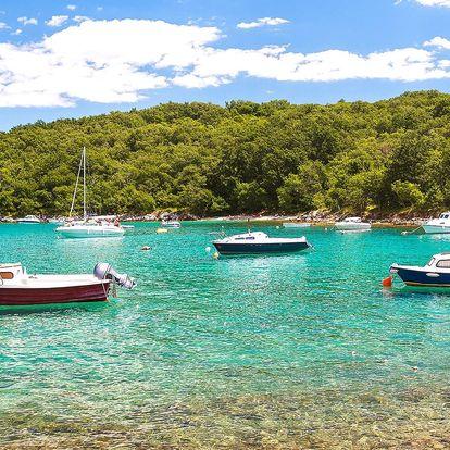 Pobyt pro dva na chorvatském ostrově Krk