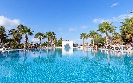 Tunisko, Port El Kantaoui, letecky na 8 dní all inclusive