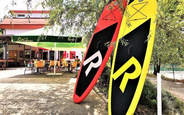Paddleboard Bistro Pergola