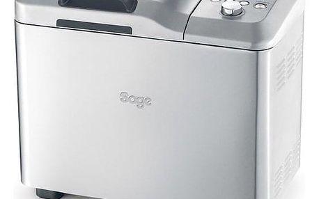 Domácí pekárna SAGE BBM800 stříbrná